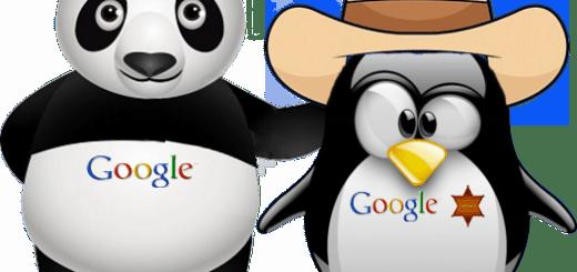 google panda ypenguin