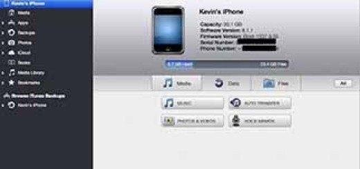 iphone como disco duro