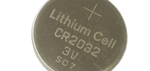acumulador pila de litio