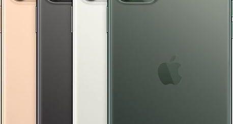 iPhone 11 Pro Max características