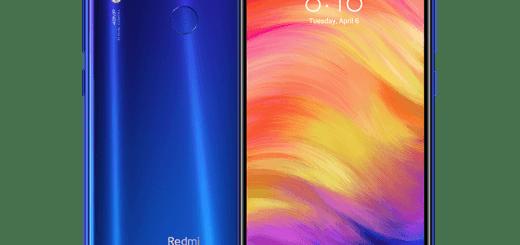 Xiaomi Redmi Note 7 teléfono